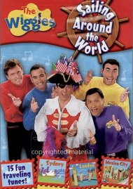 Wiggles: Sailing Around The World Movie