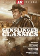 Gunslinger Classics: 50 Movie Pack Movie