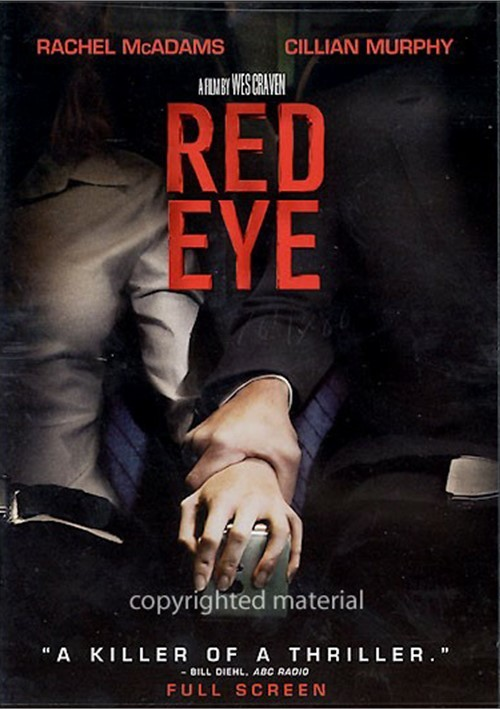 Red Eye (Fullscreen) Movie