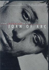 Passion of Joan of Arc, The (SILENT): The Criterion Collection Movie