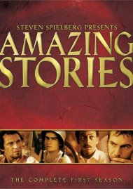 Amazing Stories: The Complete First Season Movie