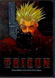 Trigun 1: The $$60,000,000,000 Man Movie