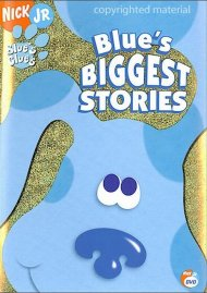 Blues Clues: Blues Biggest Stories Movie