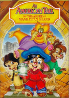 An American Tail: The Treasure Of Manhattan Island Movie