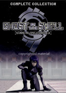 Ghost In The Shell: Stand Alone Complex Season 1 - Complete Collection Movie