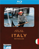 Discovery Atlas: Italy Revealed Blu-ray