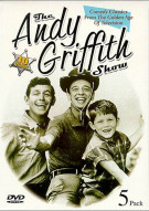 Andy Griffith Show, The: 5 Pack Movie