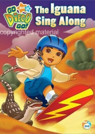 Go Diego Go!: The Iguana Sing Along Movie