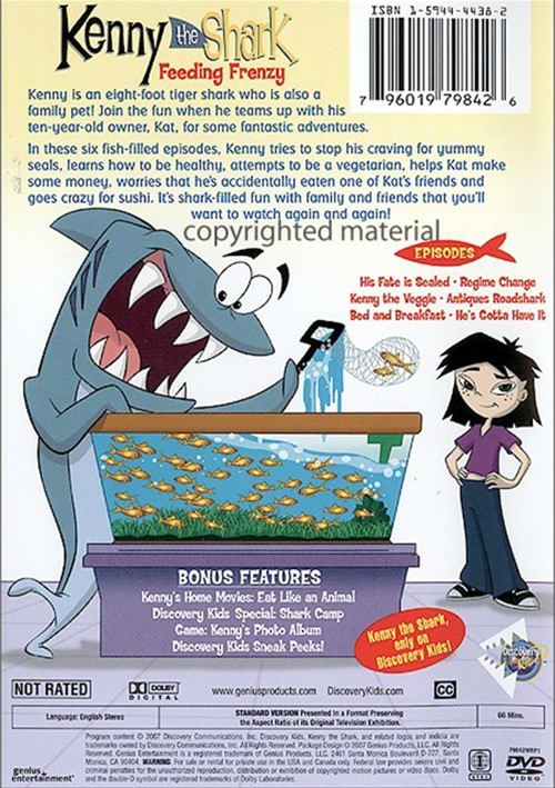 kenny the shark sex