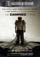 Masters Of Horror: Tobe Hooper - The Damned Thing Movie