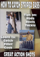 How To Catch Striped Bass Movie
