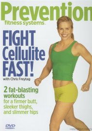 Prevention Fitness Systems: Fight Cellulite Fast! Movie