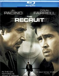 Recruit, The Blu-ray