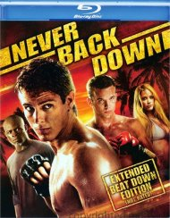 Never Back Down Blu-ray