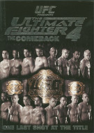 UFC: The Ultimate Fighter - Season 4 Movie