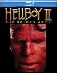 Hellboy II: The Golden Army Blu-ray