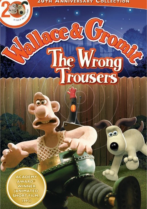 Wallace & Gromit: The Wrong Trousers Movie