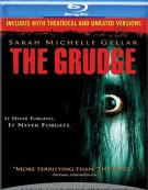 Grudge, The Blu-ray