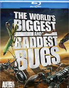 Worlds Biggest And Baddest Bugs, The Blu-ray