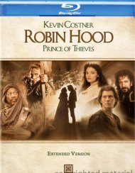 Robin Hood: Prince Of Thieves - Extended Version Blu-ray
