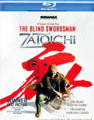 Blind Swordsman, The: Zatoichi Blu-ray