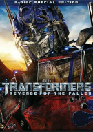 Transformers: Revenge Of The Fallen - 2 Disc Special Edition Movie