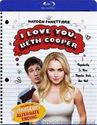I Love You, Beth Cooper Blu-ray