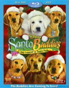 Santa Buddies: The Legend Of Santa Paws Blu-ray