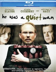 He Was A Quiet Man Blu-ray