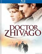 Doctor Zhivago: Anniversary Edition Blu-ray