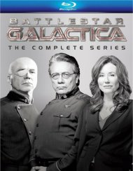 Battlestar Galactica (2004): The Complete Series Blu-ray