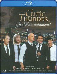 Celtic Thunder: Its Entertainment! Blu-ray