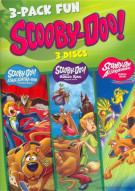 Scooby-Doo 3-Pack Fun Movie