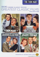 Greatest Classic Films: The Thin Man - Volume One Movie