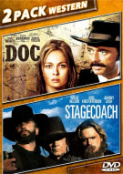 Doc / Stagecoach (Double Feature) Movie