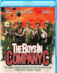 Boys In Company C, The Blu-ray