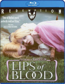Lips Of Blood Blu-ray