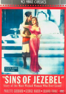Sins Of Jezebel Movie