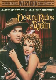 Destry Rides Again (DVD + Digital Copy) Movie