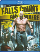 WWE: Falls Count Anywhere Matches Blu-ray