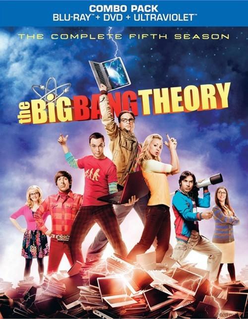 Big Bang Theory, The: The Complete Fifth Season (Blu-ray + DVD Combo) Blu-ray