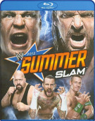WWE: Summerslam 2012 Blu-ray