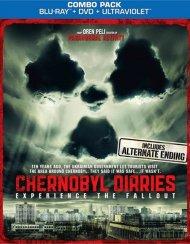 Chernobyl Diaries (Blu-ray + DVD + UltraViolet) Blu-ray