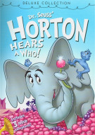 Dr. Seuss Horton Hears A Who: Deluxe Collection (Repackage) Movie