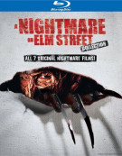 Nightmare On Elm Street Collection, A Blu-ray
