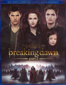 Twilight Saga, The: Breaking Dawn - Part 2 (Blu-ray + Digital Copy + UltraViolet) Blu-ray
