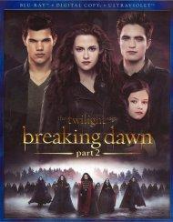 Twilight Saga, The: Breaking Dawn - Part 2 (Blu-ray + Digital Copy + UltraViolet) Blu-ray