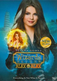 Wizards Return, The: Alex Vs. Alex Movie