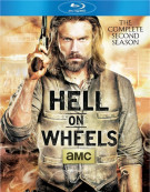 Hell On Wheels: The Complete Second Season Blu-ray
