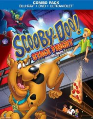 Scooby-Doo!: Stage Fright (Blu-ray + DVD + UltraViolet) Blu-ray
